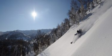 BIG CLOUD|最低でも標高1,500m超え!志賀高原ならではのパウダーエリアへ|長野県