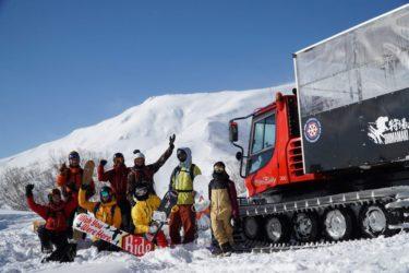 島牧CATスキー|1日で標高差4,000mも滑り倒せる!|北海道