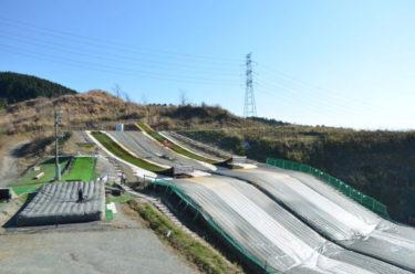 福岡キングス 九州唯一のマットジャンプ施設