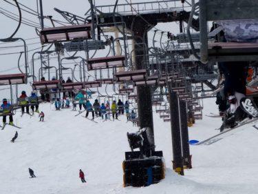 「スキー場マニアへの道」  索道の巻 後編