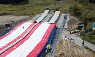 広島クエスト|中国エリア最大のマットジャンプ施設