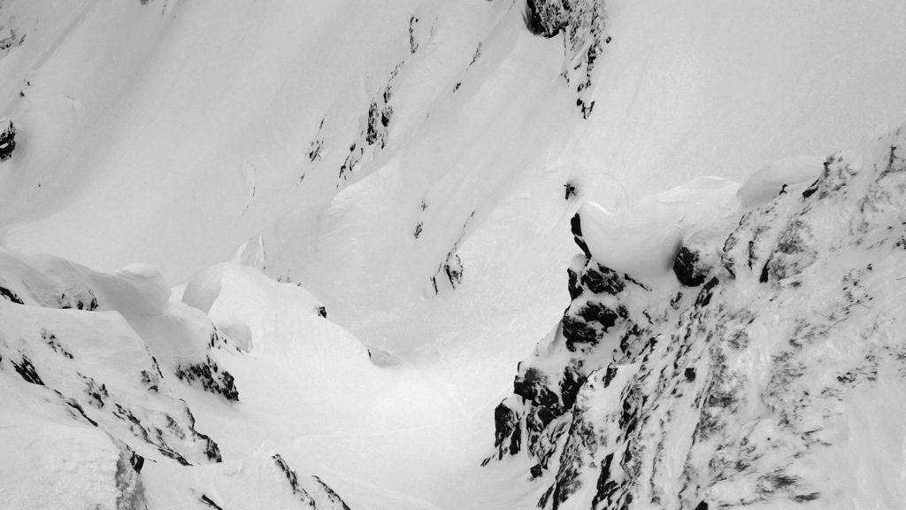 Snowboarder/KENSUKE NUMANO Location/Mt.TANIGAWA、GUNMA、JPN