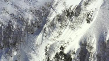 急斜面をテーマに選んだ5枚の写真とそのストーリー「STEEP」桑野智和