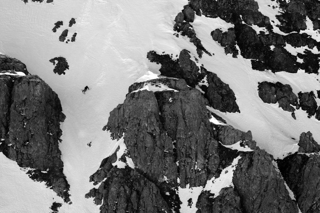 Skier/KATZ KONO Location/ICELAND