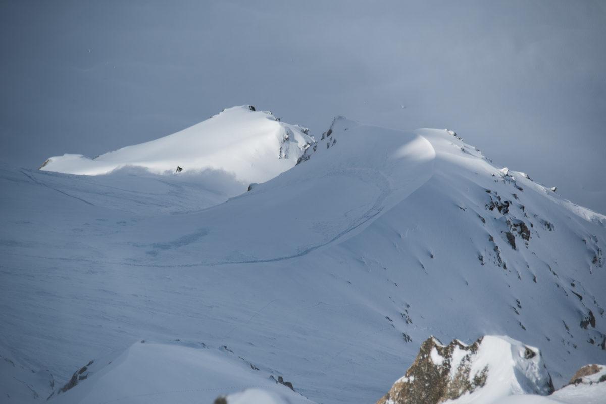 Skier/Tof Henry Location/Chamonix、FRA