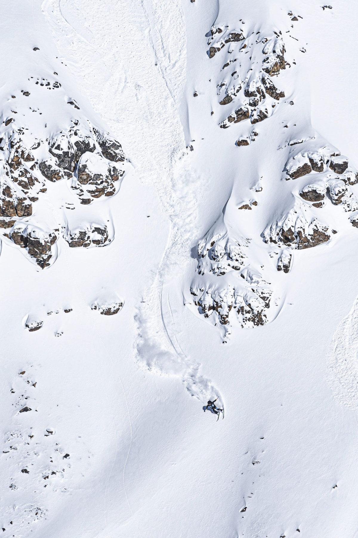 Skier/Ai Sato Location/Hokkaido、JPN