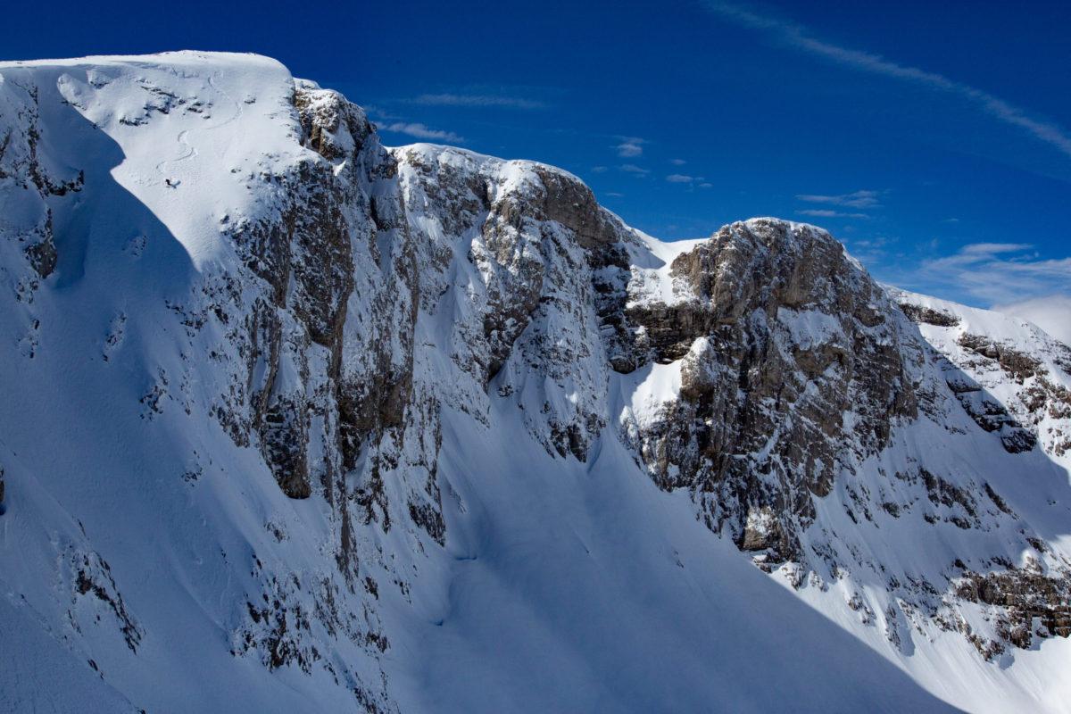 Skier/Takeshi Kodama  Location/Greece