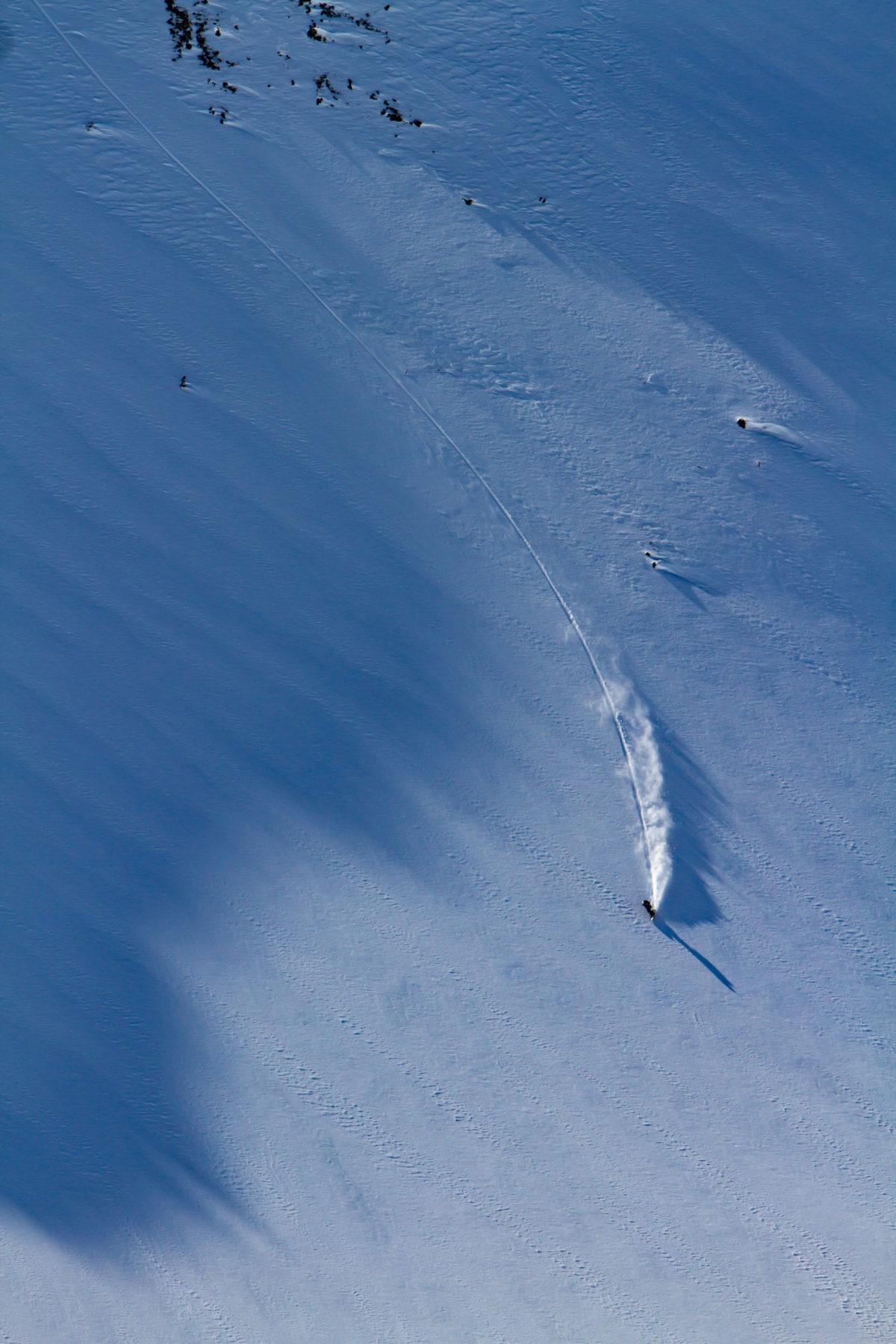Snowboarder/Shinya Nakagawa Location/AK、USA