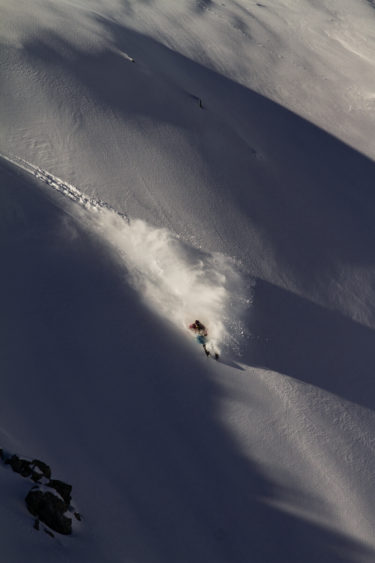 急斜面をテーマに選んだ5枚の写真とそのストーリー「STEEP」菅沼浩