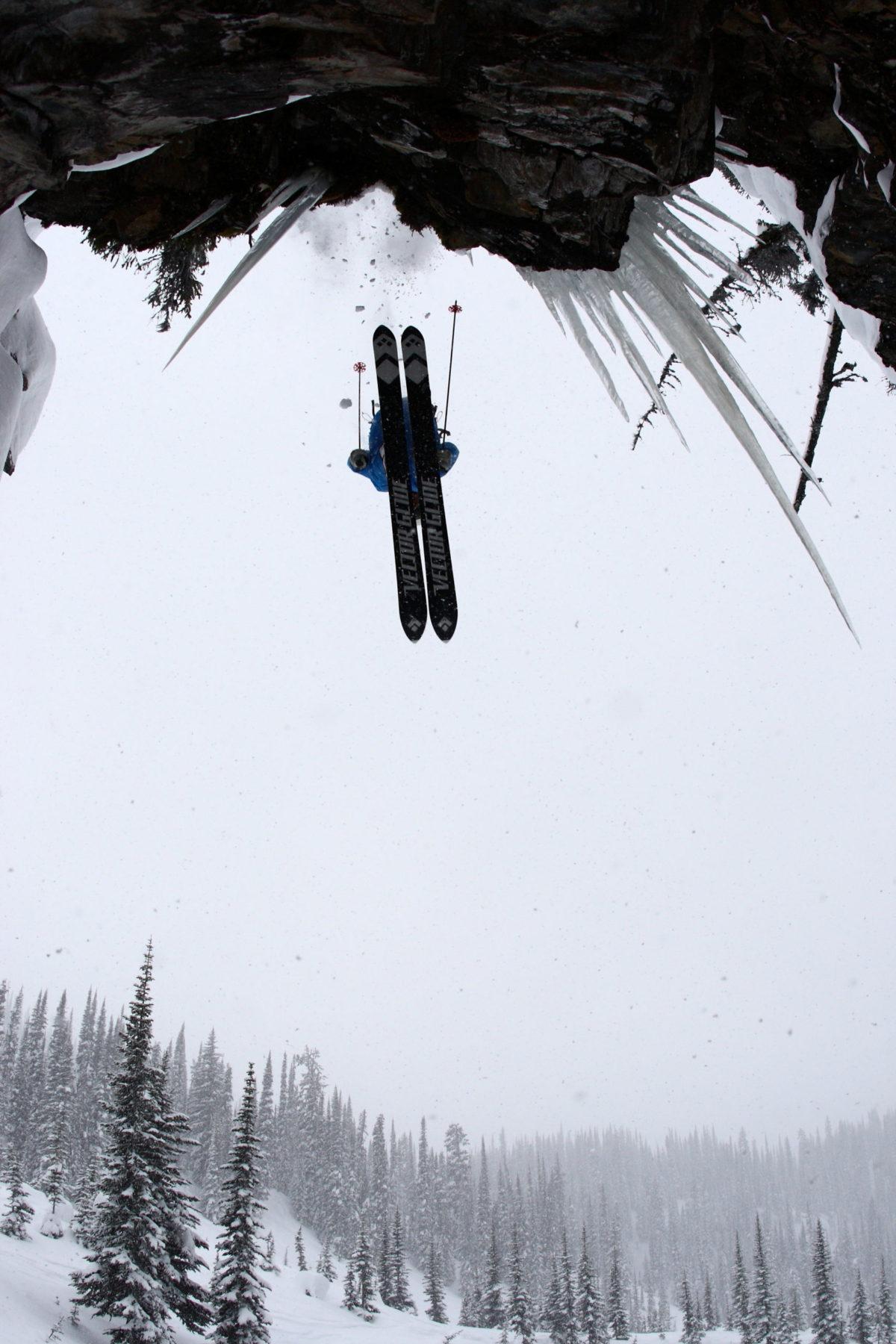 Skier/Makoto Asakawa Location/Revelstoke、BC、CAN