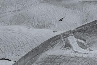 急斜面をテーマに選んだ5枚の写真とそのストーリー「STEEP」伊藤剛