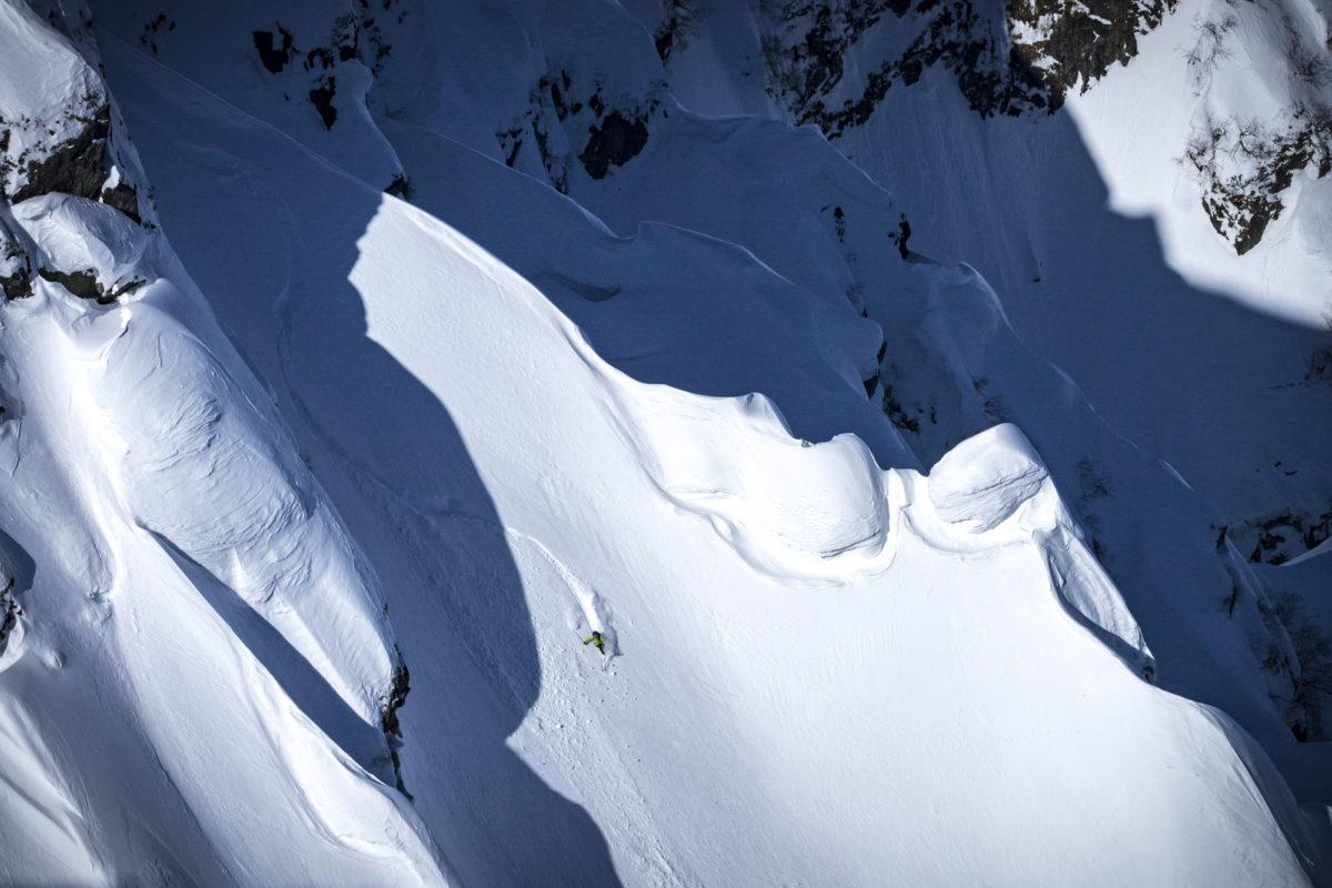 Skier/Mamoru Takahashi Location/Hakuba、Nagano、JPN