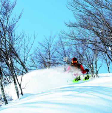 ロッテアライリゾート|スキー場のほぼ全てがナチュラルエリア 冬山を思う存分楽しめる|新潟