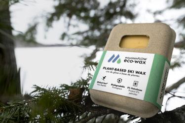 エコと滑走性を両立した新しいスノーワックスブランド「mountainFLOW」日本で販売スタート