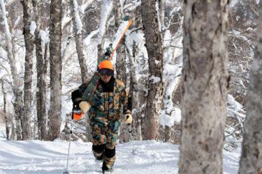 佐々木 明が表現する新しい世界。エッジレス・スキーとは?