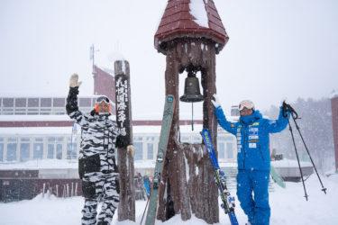 北海道のスキーテレビ番組「LOVE SKI HOKKAIDO」の収録に密着レポートDay_3