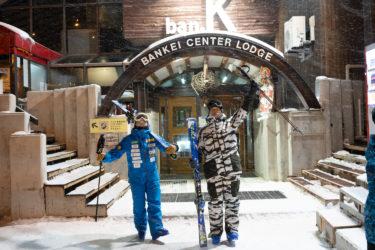 北海道のスキーテレビ番組「LOVE SKI HOKKAIDO」の収録に密着レポートDay_2