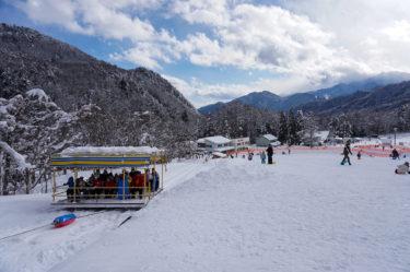 ICELANTICを取り扱うフリーフロートが、Hakuba Valleyの南端にある爺ガ岳スキー場を運営中