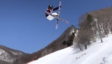 尾瀬戸倉フリースキーオープンが開催 オリンピアンの高尾千穂最速レポート